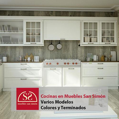 Cocinas modernas y de gran Acabado