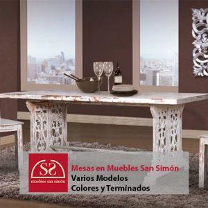 Mesa Vintage en Muebles San Simón