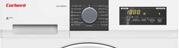 lavadora Corbero CLAV81020T