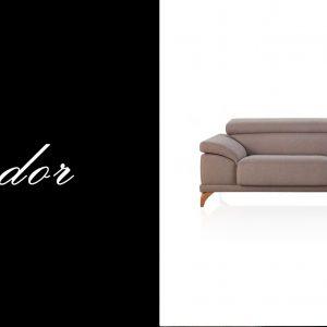 Sofá Condor, elegante y distinguido, varias configuraciones, material de primera calidad, con la garantía de fabricación de Rosana Garrido, Sofás Condor en Lanzarote.