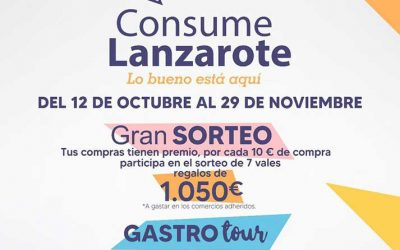 Promoción Consume Lanzarote otoño 2020