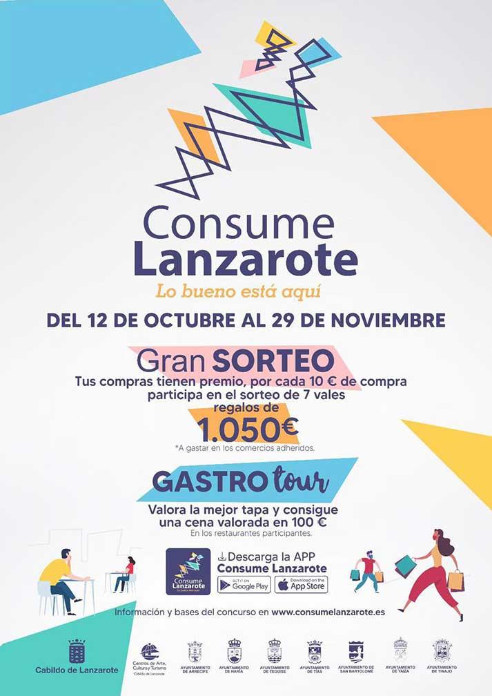 Consume Lanzarote. Lo bueno está aquí