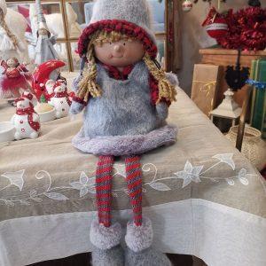 Muñeca con traje de Invierno