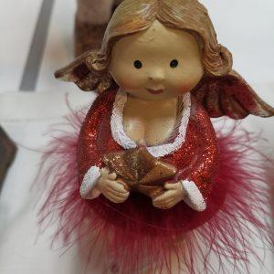 figura de ángel