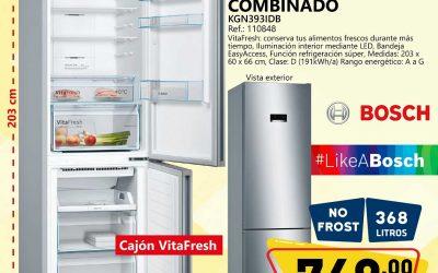 Monat des Kühlschranks in San Simón